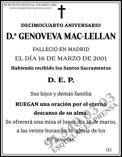 Genoveva Mac-Lellan